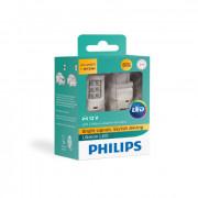 Комплект светодиодов Philips Ultinon LED (T20 / W21W) 11065ULAX2