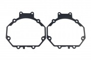 Zax Переходные рамки для установки биксеноновых линз на Suzuki, Subaru, Mitsubishi, Mazda, Kia