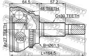 ШРУС FEBEST 0110-GSU45A48