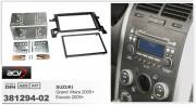 Переходная рамка ACV 381294-02 для Suzuki Grand Vitara, Escudo (2005+), 2DIN