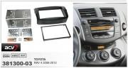 Переходная рамка ACV 381300-03 для Toyota RAV4 2006-2012, 2DIN