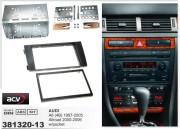 Переходная рамка ACV 381320-13 для Audi A6 (4B) 1997-2005, Allroad 2000-2006, 2DIN