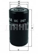 Масляный фильтр MAHLE OC267