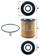 Масляный фильтр MAHLE OX146D