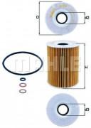 Масляный фильтр MAHLE OX254D2