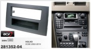 Переходная рамка ACV 281352-04 для Volvo XC90 2002-2014, 1DIN