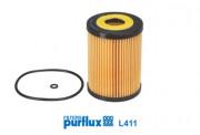 Масляный фильтр PURFLUX L411