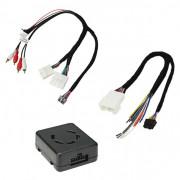 Адаптер для подключения штатного усилителя Metra AX-YAMP1 (Toyota, Lexus)