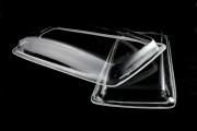 Прозрачные акриловые стекла для фар Volkswagen Passat B4 (1993-1996)