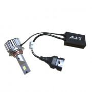 Светодиодная (LED) лампа ALed HB3 (9005) / HB4 (9006) RRHB3HB4M1 6000K