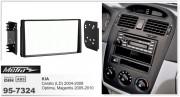 Переходная рамка Metra 95-7324 для Kia Magentis, Optima (2005-2010), 2DIN