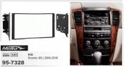 Переходная рамка Metra 95-7328 для Kia Sorento (BL) 2006-2009, 2DIN