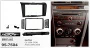 Переходная рамка Metra 95-7504 для Mazda 3 2004-2008, Axela 2006-2008, 2DIN