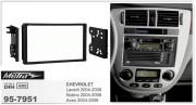 Переходная рамка Metra 95-7951 для Chevrolet, Suzuki, Buick, Holden, 2DIN