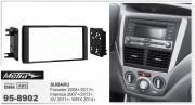 Переходная рамка Metra 95-8902 для Subaru WRX 2014+, Forester 2008+/2013+, XV 2011+, Impreza 2007+/2013+, 2DIN