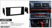 Переходная рамка Metra 95-9307 для BMW 5 (E39) 1995-2003, X5 (E53) 1999-2006, 2DIN