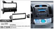 Переходная рамка Metra 99-7326 для Hyundai Elantra 2006-2010, 1DIN