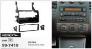 Переходная рамка Metra 99-7419 для Nissan Altima 2005-2006, 1DIN