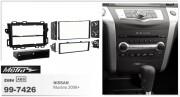 Переходная рамка Metra 99-7426 для Nissan Murano 2008+, 2DIN / 1DIN