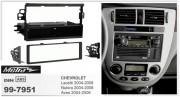Переходная рамка Metra 99-7951 для Holden, Buick, Suzuki, Chevrolet, 1DIN