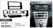 Переходная рамка Metra 99-8204 для Toyota Corolla 2001-2006, 1DIN