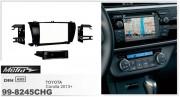 Переходная рамка Metra 99-8245CHG для Toyota Corolla 2013+, 2DIN / 1DIN