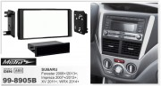 Переходная рамка Metra 99-8905B для Subaru Impreza 2007+/2013+, Forester 2008+/2013+, WRX 2014+, XV 2011+, 2DIN / 1DIN