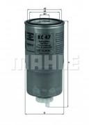 Паливний фільтр MAHLE KC47