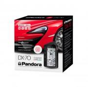 Автосигнализация Pandora DX 70 с автозапуском (без сирены)