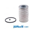 Топливный фильтр PURFLUX C491