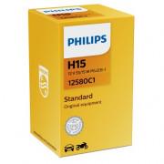 Лампа галогенная Philips Vision PS 12580 C1 (H15)
