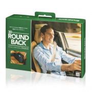 Подушка для підтримки попереку Soft99 Body Doctor Round Back 02501 (Classic Black)