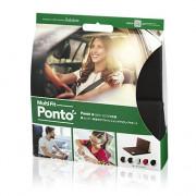 Подушка для водійського сидіння Soft99 Body Doctor Multifit Ponto 02525 (Rich Black)
