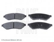 Тормозные колодки BLUE PRINT ADG042144