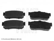 Тормозные колодки BLUE PRINT ADN14244