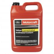 Оригінальна охолоджуюча рідина (антифриз) Ford Motorcraft Yellow Concentrated Antifreeze (VC-13-G)
