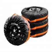 Набір чохлів для зберігання і транспортування шин та коліс (R16, R17) Lavita LA 140105L (4шт)