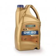 Моторное масло Ravenol EFS 0W-20