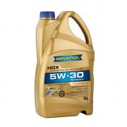 Моторное масло Ravenol HDX 5W-30