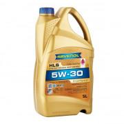Моторное масло Ravenol HLS 5W-30