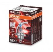 Лампа галогенная Osram Night Breaker Laser 64193 NBL +150% (H4)