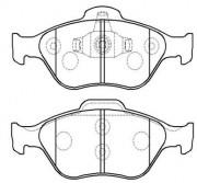 Тормозные колодки HSB HP5146