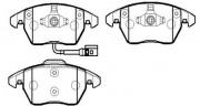 Тормозные колодки HSB HP9599