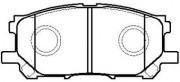 Тормозные колодки HSB HP5166