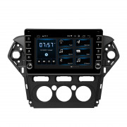 Штатная магнитола Incar DTA-3003R DSP для Ford Mondeo 2007-2011 (Black) Android 10