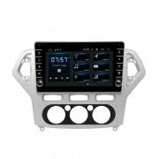 Штатная магнитола Incar DTA-3002R DSP для Ford Mondeo 2007-2011 (Silver) Android 10