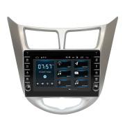Штатная магнитола Incar DTA-9301R DSP для Hyundai Accent 2011+ (Android 10)