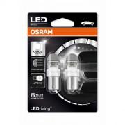 Комплект светодиодов Osram LEDriving Premium 7556CW-02B / 7556R-02B / 7556YE-02B (P21W)