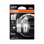 Комплект светодиодов Osram LEDriving Premium 7557YE-02B (PY21W)