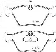 Гальмівні колодки TEXTAR 2199003
